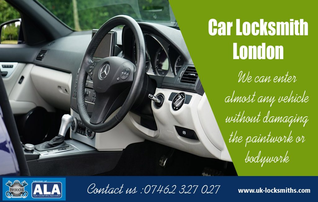 Car Locksmith Near Me Auto Key Reprogramming London